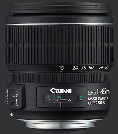Canon 15-85IS