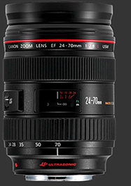 Canon EF 24-70mm f/2.8 L USM-