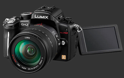 Panasonic GH2et son zoom14-140