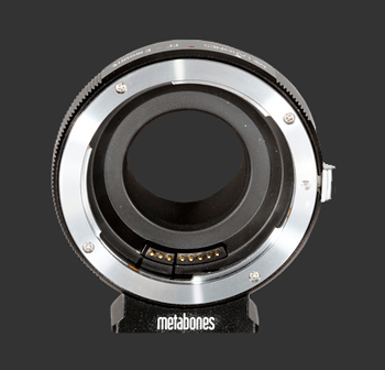 metabones pour objectifs Canon EOS_contacts