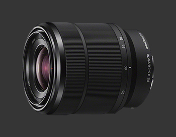 sony 28-70mm pour A7