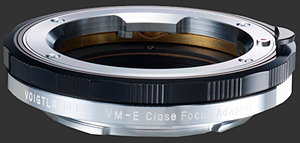Voigtlander VM-E-Close-Focus Adapter (Leica-M Sony E + helicoide)
