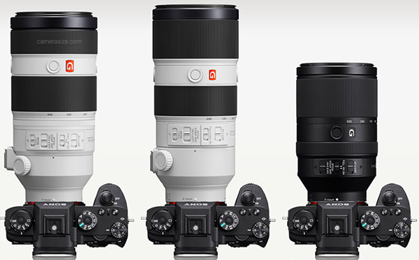 100-400mm-GM-taille-comparaison